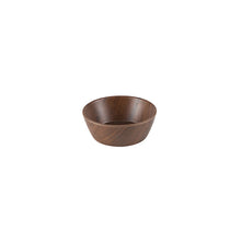 Load image into Gallery viewer, Zicco Round Bowl, Brown Wood