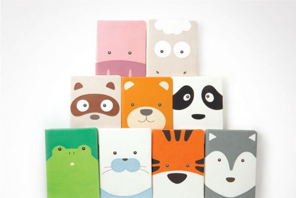 Daycraft 2021 Animal Pals Diary A6