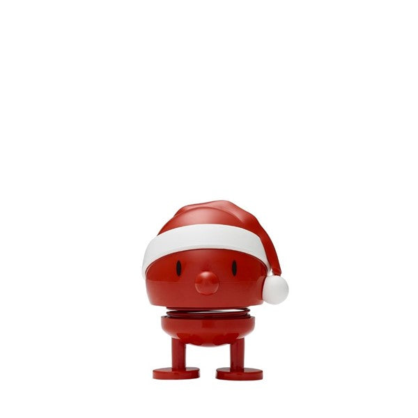 Hoptimist Santa Bumble, Red