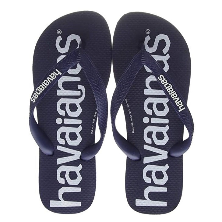 Havaianas Top Logomania, Navy Blue