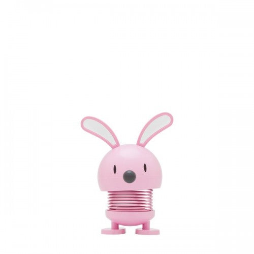 Hoptimist Bunny Baby Bimble, Light Red