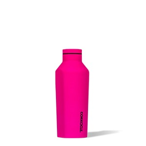 Corkcicle Neon Lights Canteen 270ml, Neon Pink