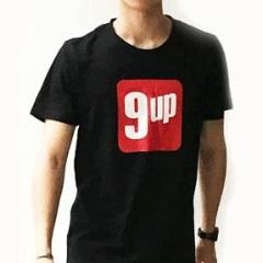 '9up' tee (black), T-Shirt, Goods of Desire, Goods of Desire