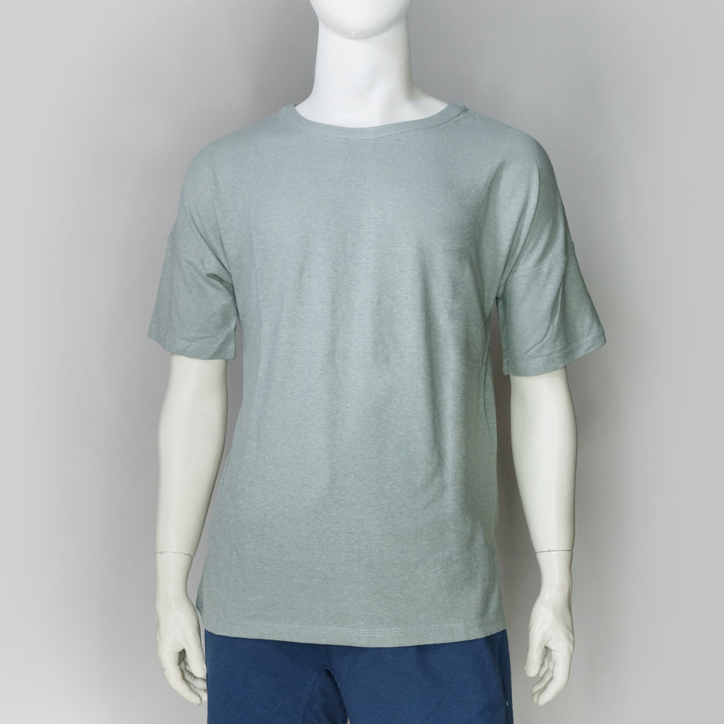 Modo Boon Classic Roundneck Chinese T-shirt (Light Grey)