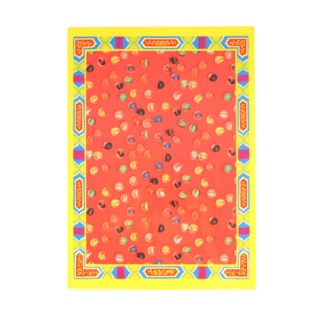 'Chinese Checkers' A4 file folder, Stationary and the Workplace, Goods of Desire, Goods of Desire