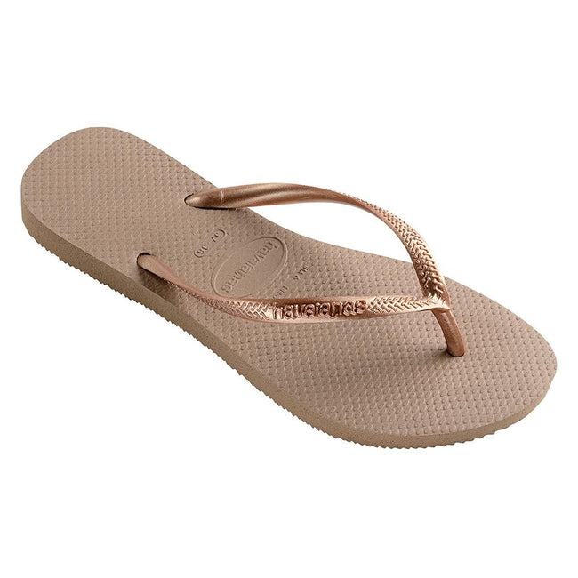 Havaianas Slim Lisa, Rose Gold