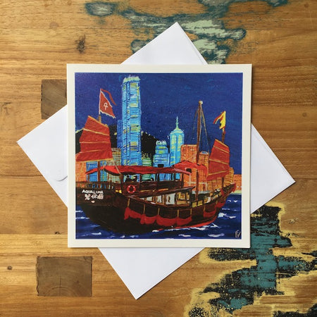 Hong Kong Street Stories Postcard Set - Edition 2