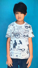 Load image into Gallery viewer, 'Asian Jalopies' Kids T-shirt