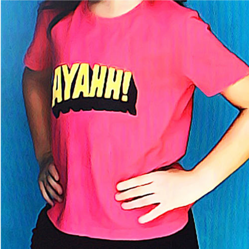'AYAHH' Kids T-shirt