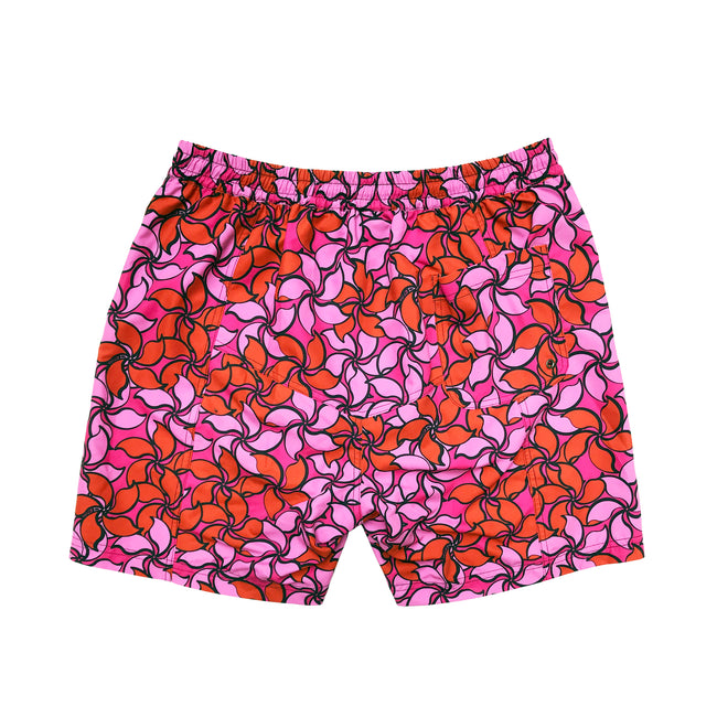 'Bauhinia Hawaiian' Board Shorts