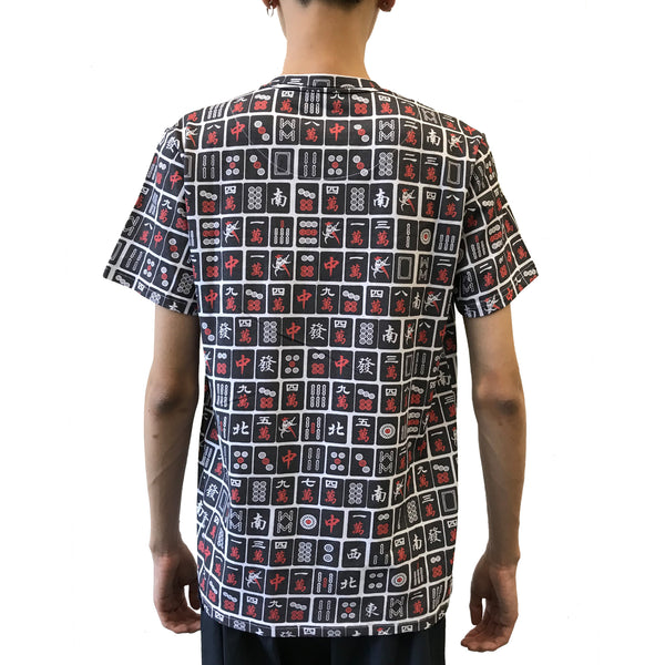 Black Mahjong T-Shirt