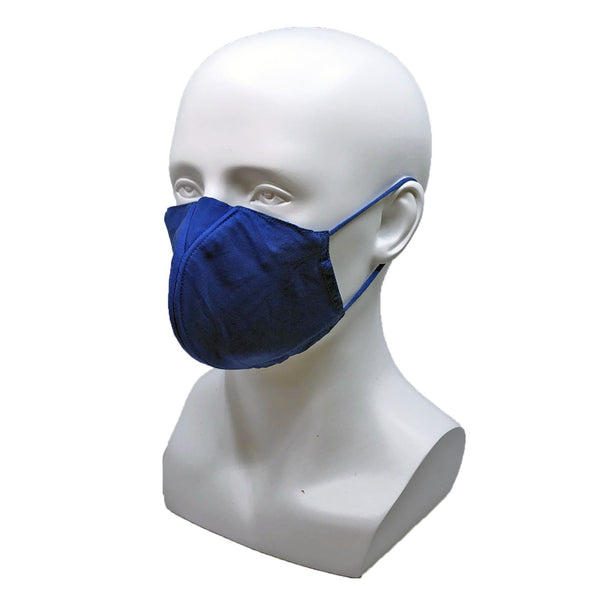 WHY-Y Mask, Denim Blue