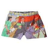 'Retro Movie Making Men' Men's Boxer Shorts