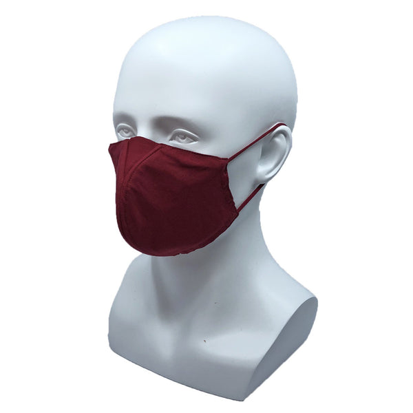 WHY-Y Mask, Burgandy