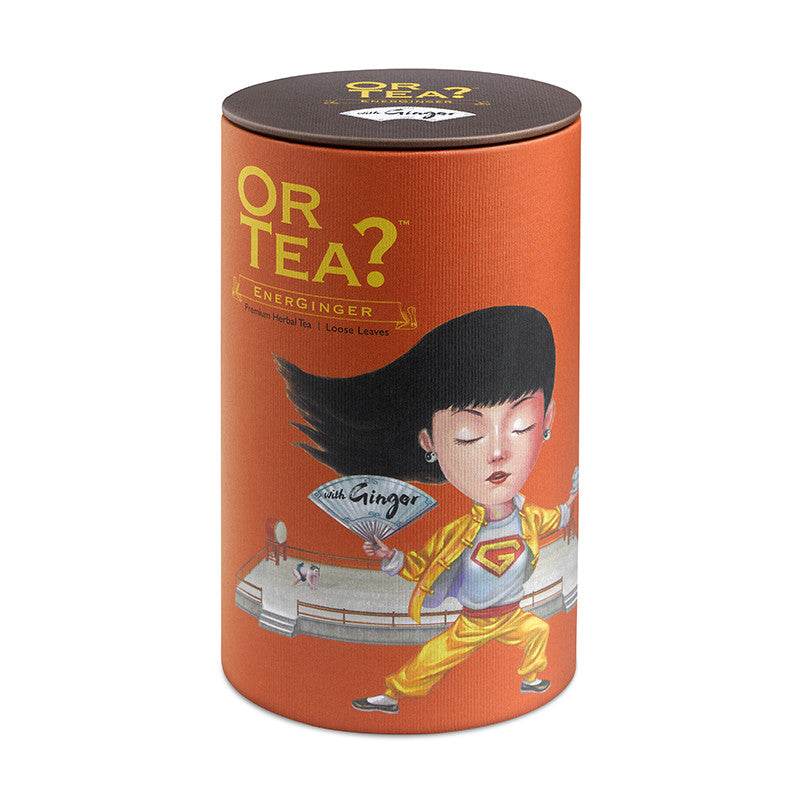 OR TEA Canister EnerGinger
