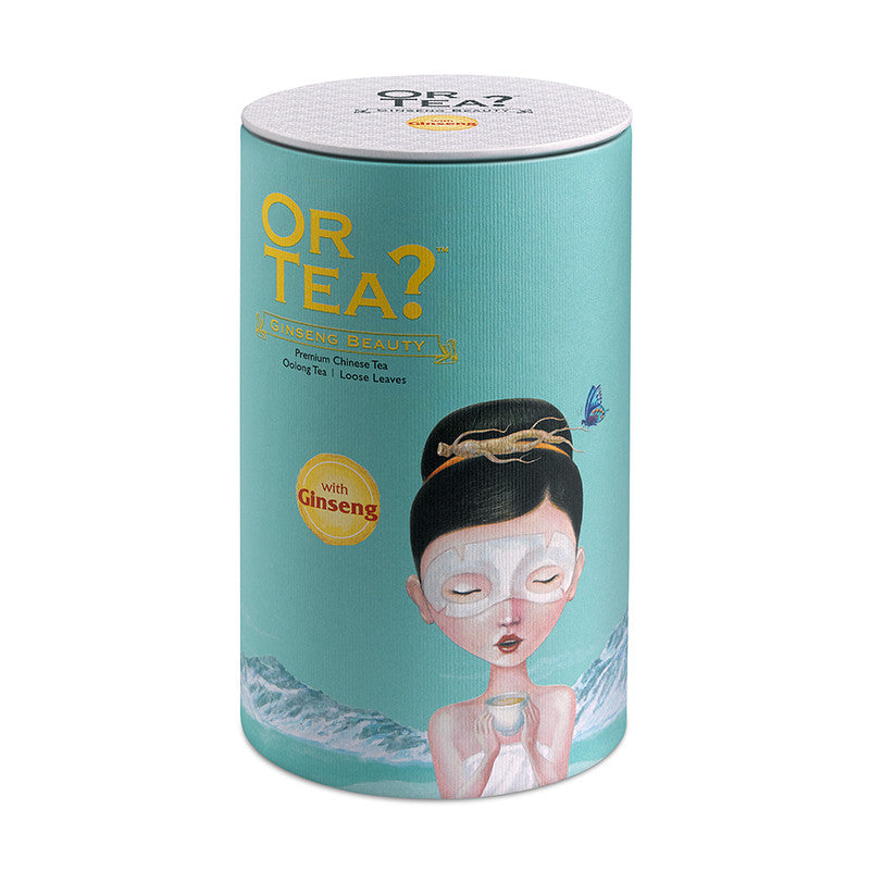 OR TEA Canister Ginseng Beauty