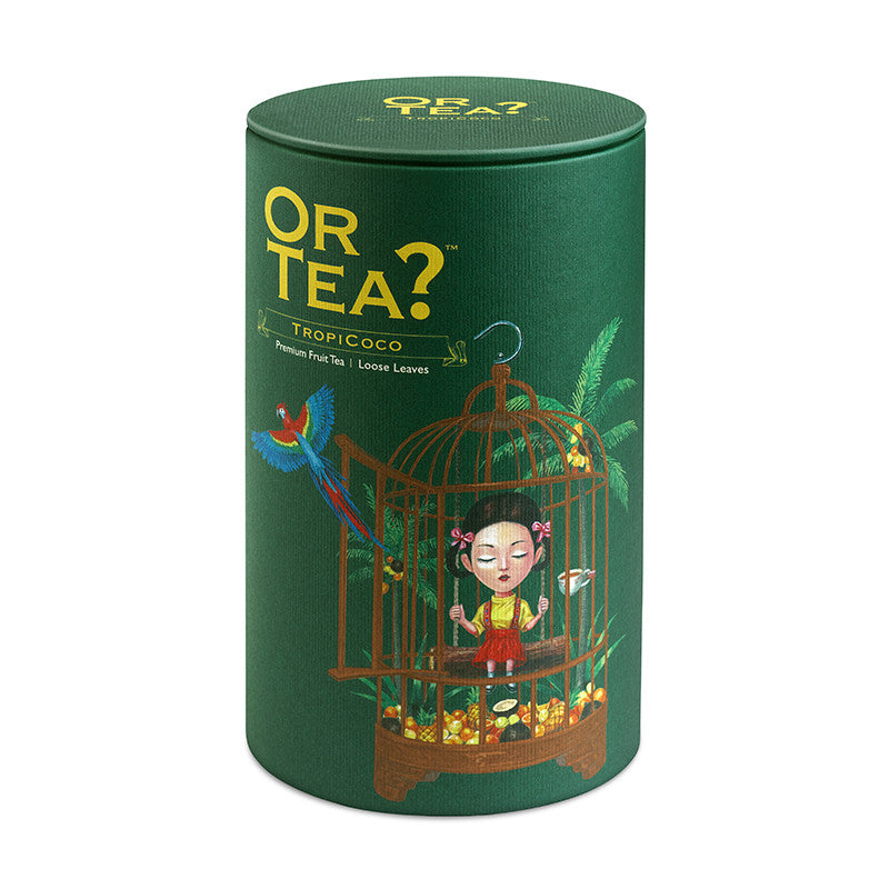 OR TEA Canister TropiCoco