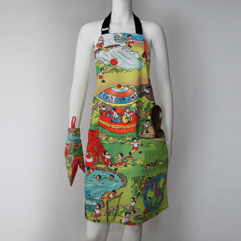 'Children at Play' apron, Tabletop and Entertaining, Goods of Desire, Goods of Desire