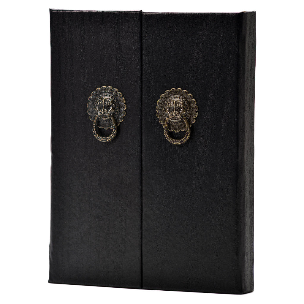 Jan Lion knock notebook - Small