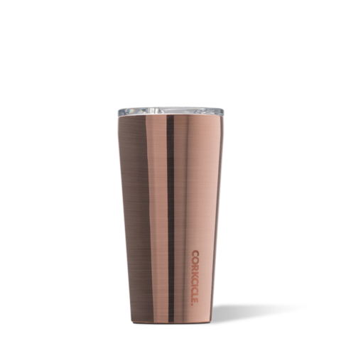 Corkcicle Metallic Tumbler 475ml, Copper