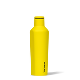 Corkcicle Neon Lights Canteen 475ml, Neon Yellow