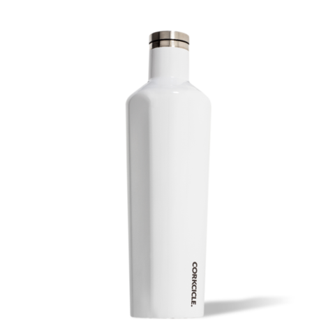 Corkcicle Classic Canteen 750ml, Gloss White