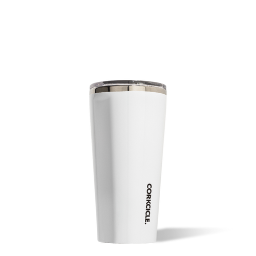 Corkcicle Classic Tumbler 475ml, Gloss White