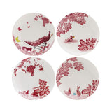 Loveramics 'A Curious Toile' 15cm side plate (set of four)
