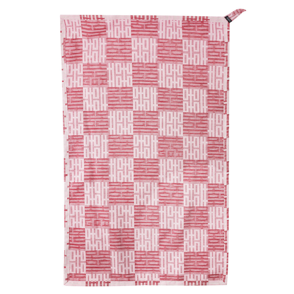 'Double Happiness' tea towel - Goods of Desire