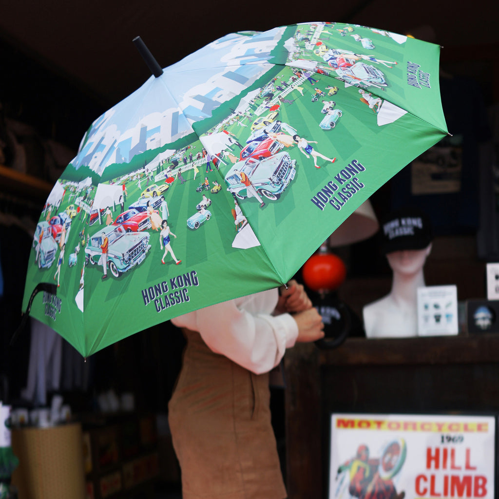 'Hong Kong Classic' stick umbrella