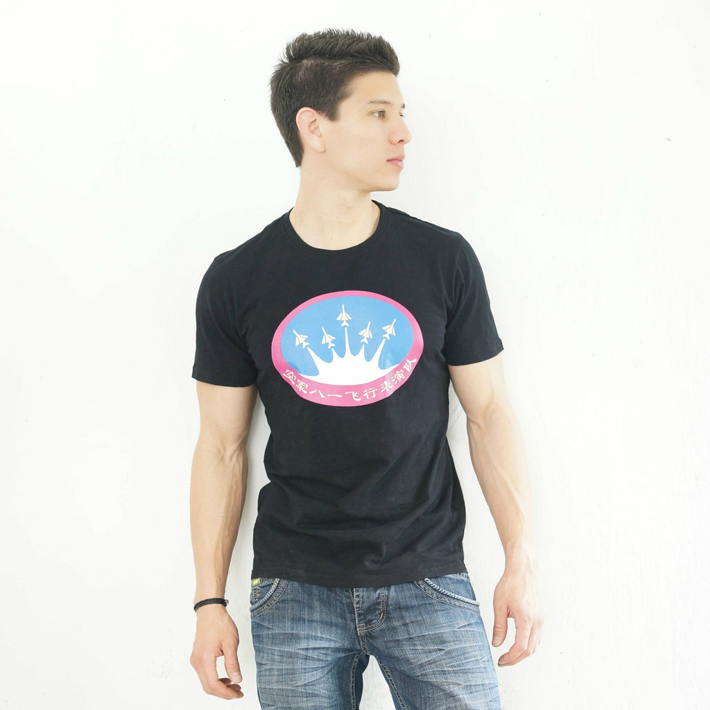 'Chinese Aerobatic Team' Tee - Goods of Desire