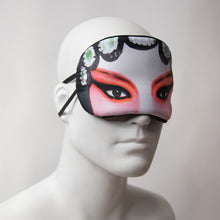Load image into Gallery viewer, 'Opera Woman' eyemask