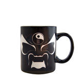 'True Colours' heat sensitive mug (Chinese Opera)
