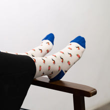 Load image into Gallery viewer, Playful Socks, Rooster