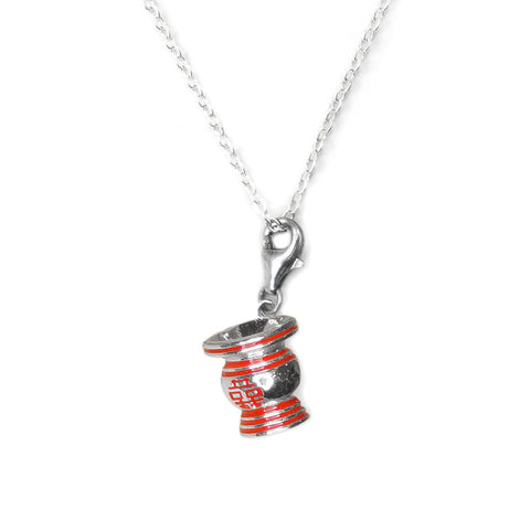 HK Charm with necklace - Spittoon