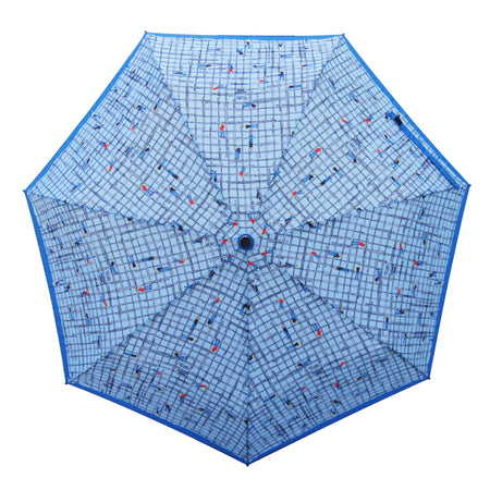 'Alex Croft x G.O.D. Graffiti Wall' Ultralight Umbrella