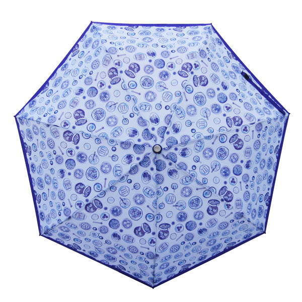 'Dim Sum Table' Teflon auto umbrella