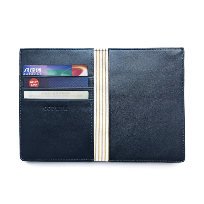 'Dim Sum Table' Passport Holder