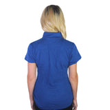 Jersey Mui Jai Top (Royal Blue Pique)