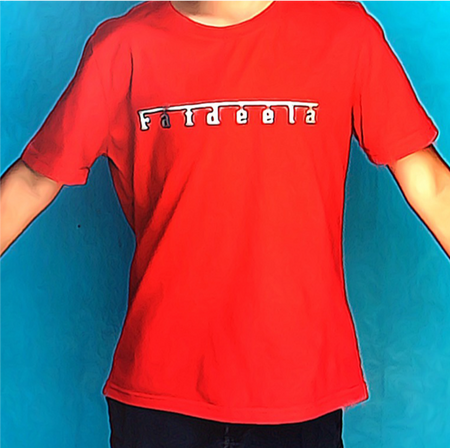 'Hongkie' kids t-shirt