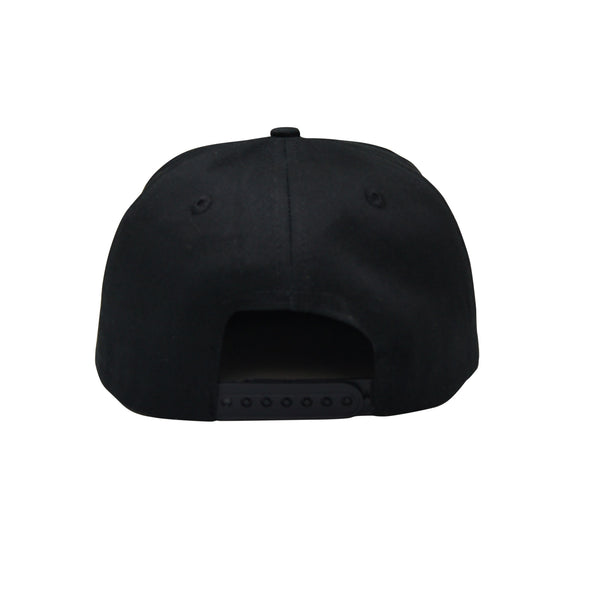 'HK' Embroidered Cap, Outline