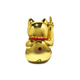 'POP! Angry Cat'- small, gold