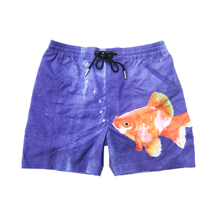 'Indigo Double Happiness' boxer shorts