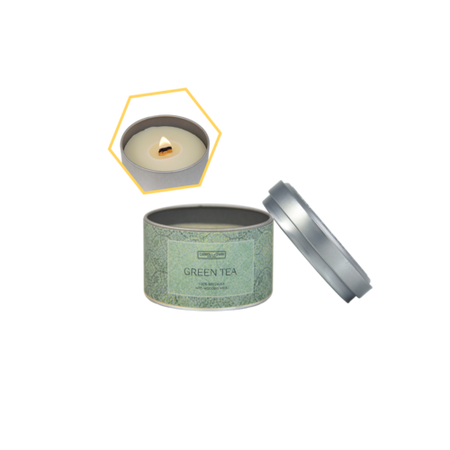 Hollywood Road Soy Jar Candle