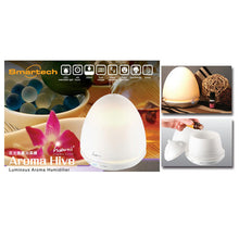 "Load image into Gallery viewer, Smartech Homi ""Aroma hive"" Luminous Aroma humidifier HA-880"