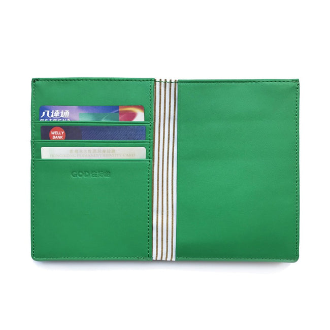 'Hong Kong Skyline' passport holder