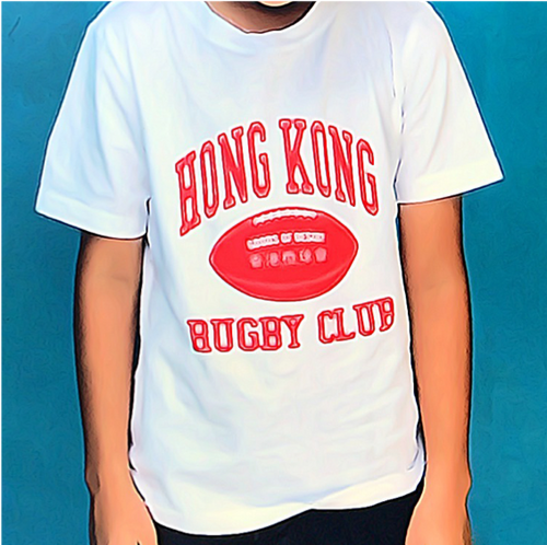 'Hong Kong Rugby Club' kids t-shirt