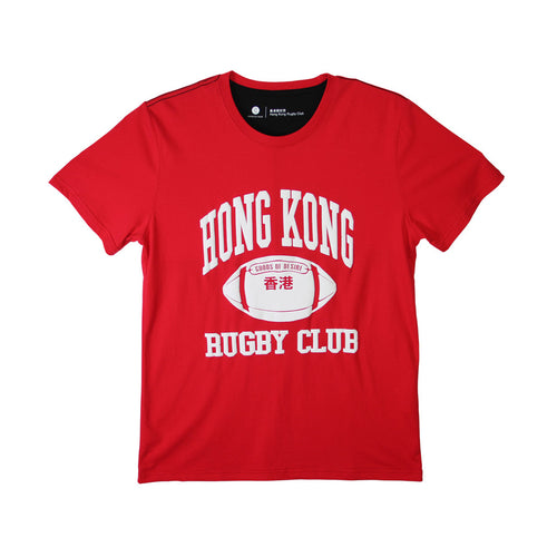 'Hong Kong Rugby Club' tee, T-Shirt, Goods of Desire, Goods of Desire
