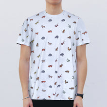 Load image into Gallery viewer, '12 Zodiac' T-shirt, White