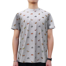 Load image into Gallery viewer, 12 Zodiac T-Shirt, Grey